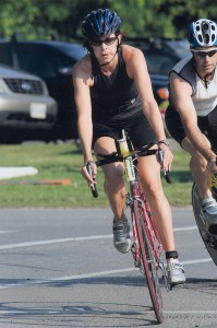 Triathlon Bike Dr. Peggy Malone