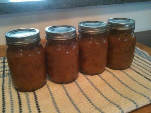 Crockpot Apple Sauce