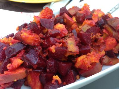 BBQ Sweets and Beets