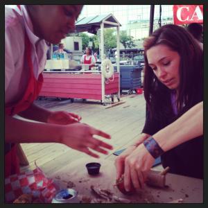 Crab lessons