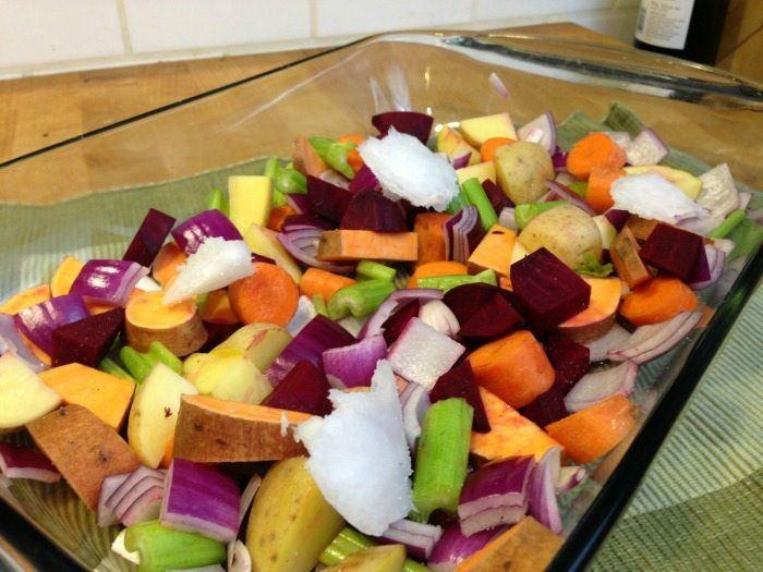 Roasted Veggies 2