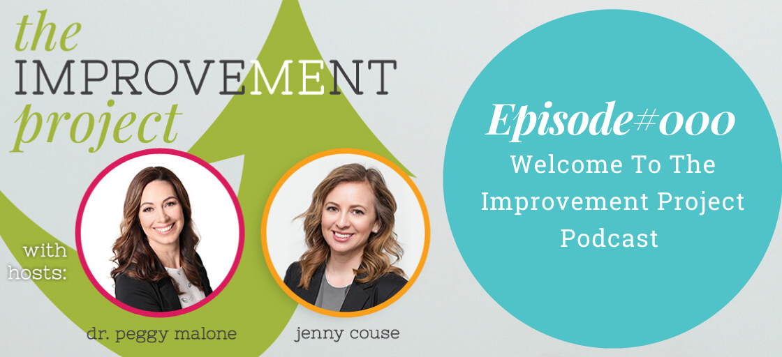 Welcome To The Improvement Project Podcast