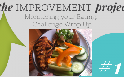 Monitoring Your Eating: Challenge Wrap Up – 018