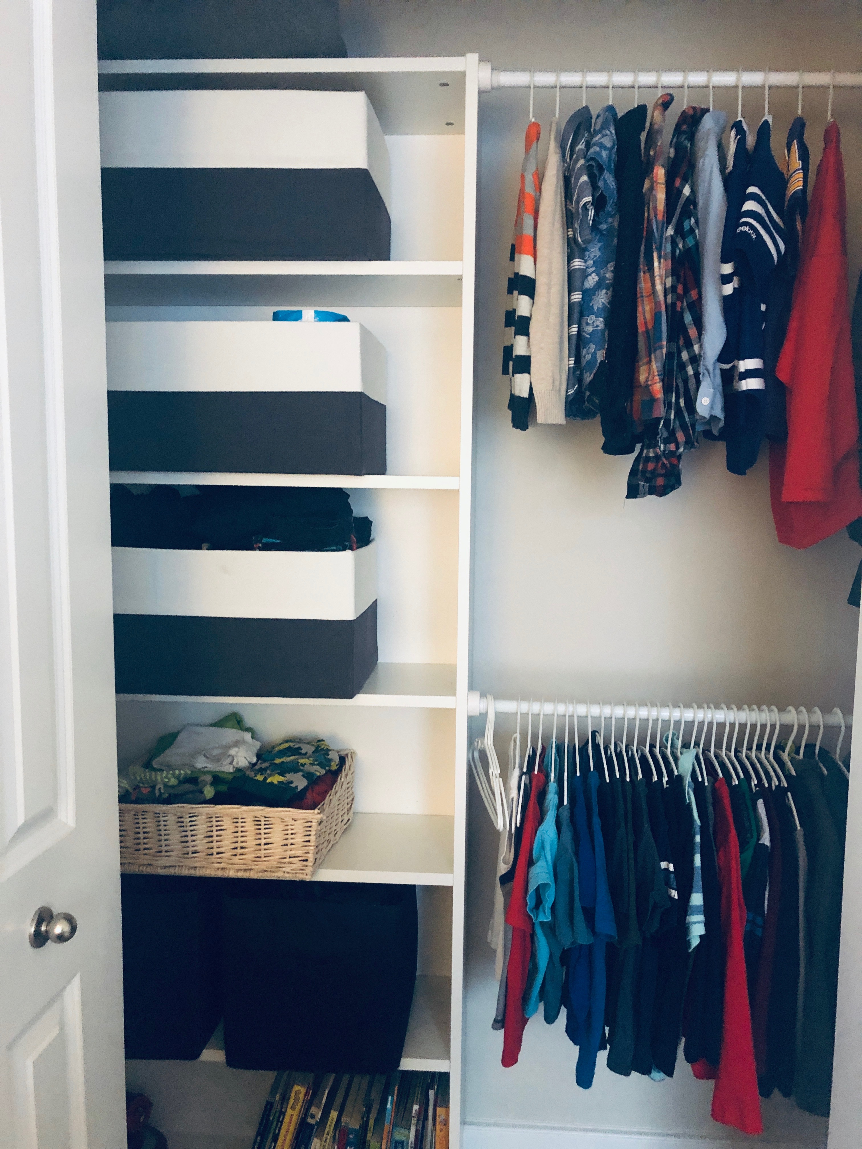Ethan's Closet