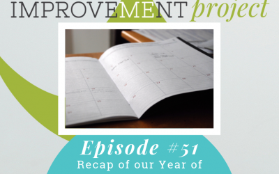 Recap of our Year of Podcast & Which Habits Stuck – 051