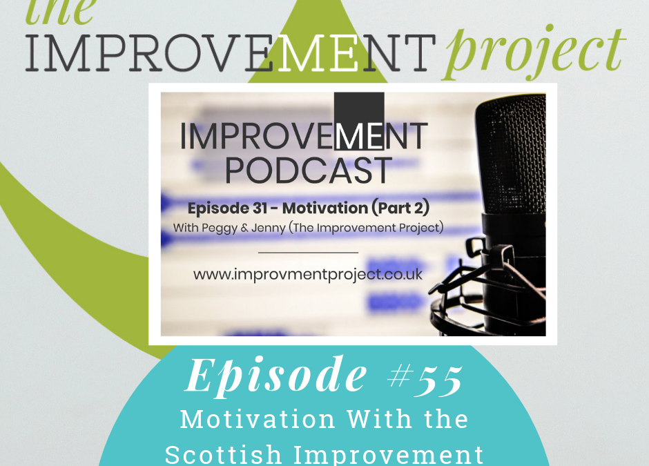 Motivation With the Scottish Improvement Project (Part 2) – 055