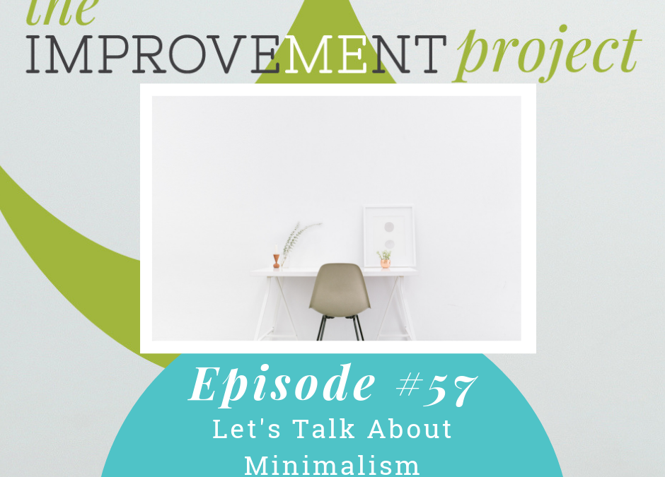Let's Talk About Minimalism – 057