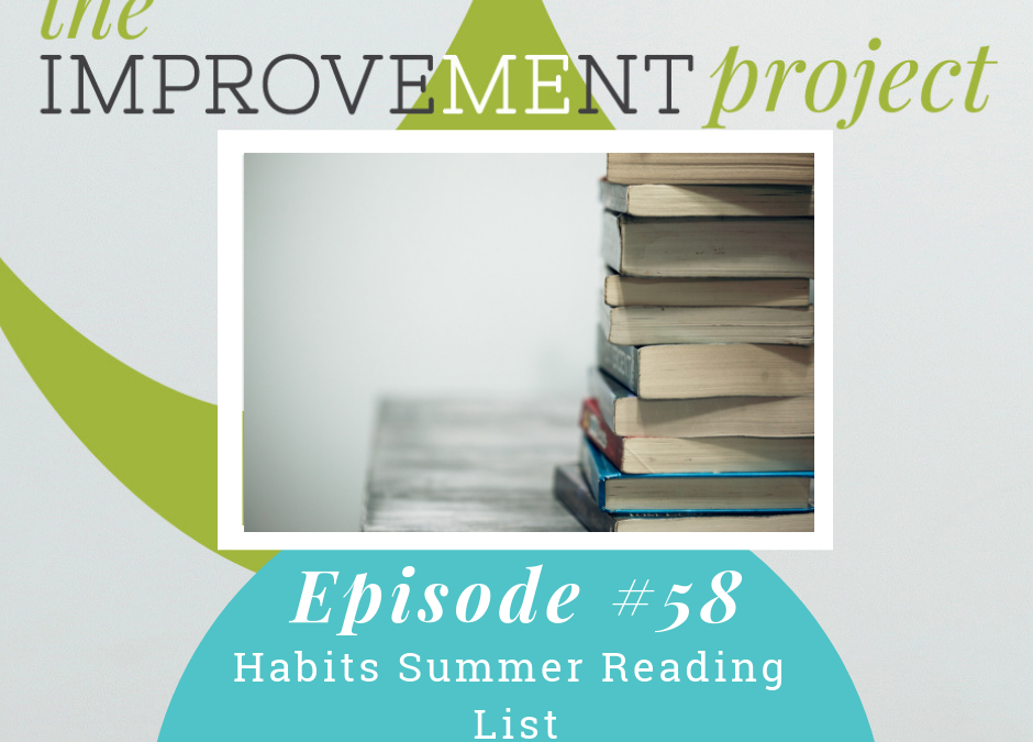 Habits Summer Reading List – 058
