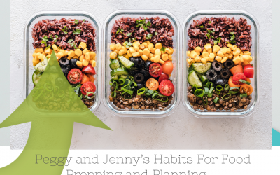 Peggy and Jenny's Habits For Food Prepping and Planning – 070