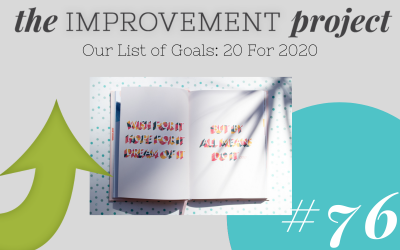 Our List of Goals: 20 For 2020 – 076