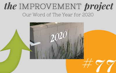 Our Word of The Year for 2020 – 077