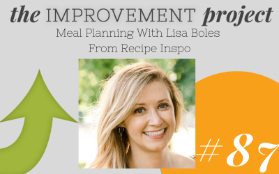 Meal Planning With Lisa Boles of Recipe Inspo – 087