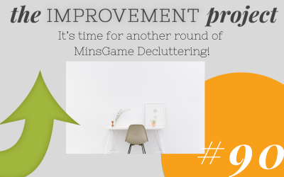It's time for another round of Minsgame Decluttering! – 090