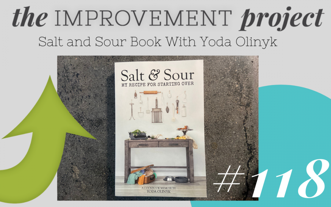 Salt and Sour Book With Yoda Olinyk – 118