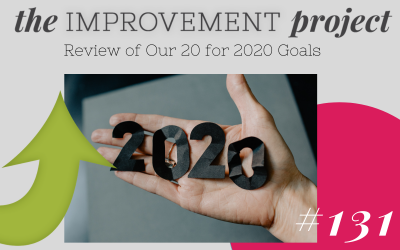 Review of Our 20 for 2020 Goals- 131