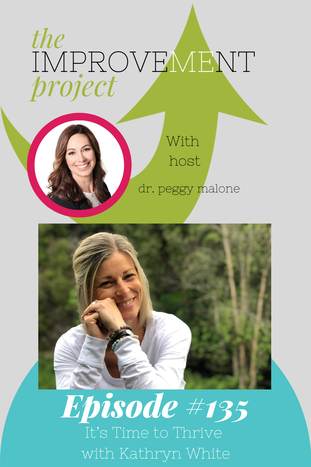 It's Time to Thrive With Kathryn White