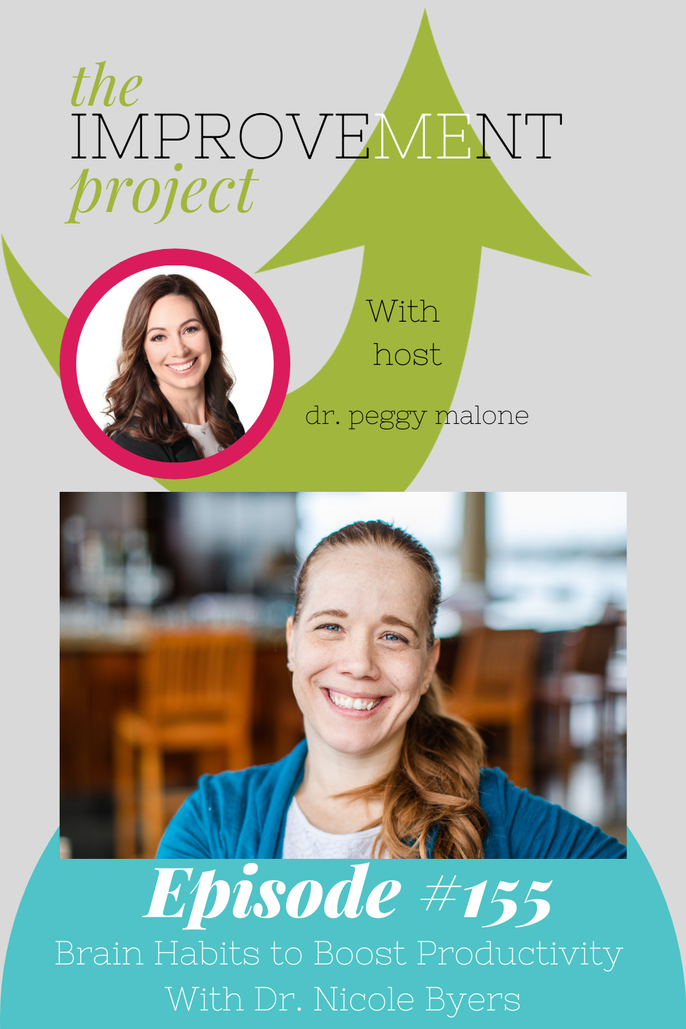 Brain Habits to Boost Productivity With Dr. Nicole Byers