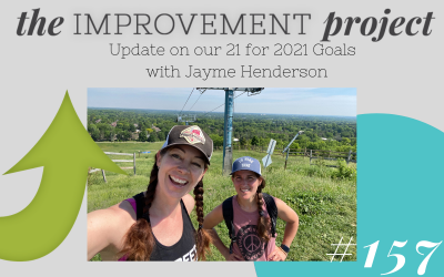 Update on our 21 for 2021 Goals  with Jayme Henderson – 157