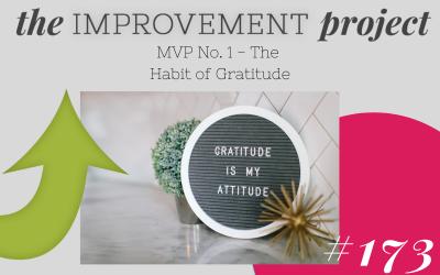 MVP No. 1: The Habit of Gratitude – 173